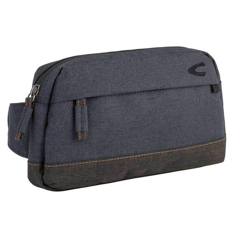 7f20017a00 Τσαντάκι μέσης μπλε Camel Active Hong Kong Blue Waist Bag