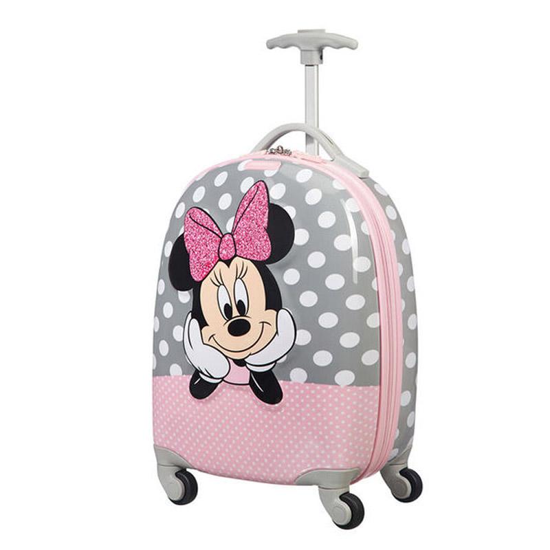 67fcf76c96 Βαλίτσα παιδική καμπίνας Samsonite Disney Ultimate 2.0 Minnie Mouse Glitter  Spinner