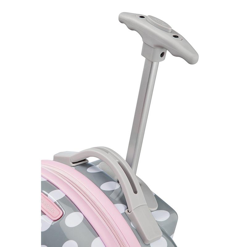 35ed060fe2 ... Βαλίτσα παιδική καμπίνας Samsonite Disney Ultimate 2.0 Minnie Mouse  Glitter Spinner
