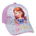 Καπέλο τζόκεϊ  καλοκαιρινό Disney Sofia The First