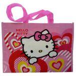 Τσάντα παιδική θάλασσας Hello Kitty