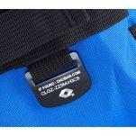 Τσάντα ταξιδίου - σακίδιο πλάτης μίνι, τιρκουάζ, Cabin Zero Ultra Light Mini Cabin Bag Samui Blue,πλάγια δεξιά όψη, λεπτομέρεια