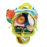Σακίδιο πλάτης παιδικό αλεπού Lässig Mini Backpack Little Tree - Fox, εσωτερικό με αντικείμενα