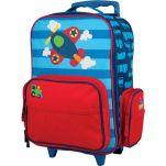 Βαλίτσα παιδική αεροπλανάκι Stephen Joseph Classic Rolling Luggage Airplane