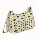 Τσάντα ώμου για μητέρες Marv Beige Drops Shoulder Bag