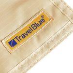 Τσαντάκι μέσης για το ταξίδι με προστασία υποκλοπής δεδομένων Travel Blue RFID Money Belt, λεπτομέρεια