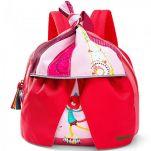 Σακίδιο πλάτης παιδικό τσίρκο Lilliputiens Circus Backpack