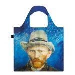 Τσάντα αγορών Loqi Vincent Van Gogh Self Portrait with Grey Felt Hat Bag