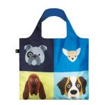 Τσάντα αγορών Loqi Stephen Cheetham Dogs Bag