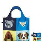 Τσάντα αγορών Loqi Stephen Cheetham Dogs Bag