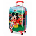 Βαλίτσα παιδική καμπίνας Disney Mickey Mouse Roadster Racers Luggage