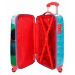 Βαλίτσα παιδική καμπίνας Disney Mickey Mouse Roadster Racers Luggage, εσωτερικό