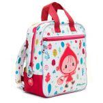 Σακίδιο πλάτης παιδικό κοκκινοσκουφίτσα Lilliputiens  Little Red Riding Hood Backpack