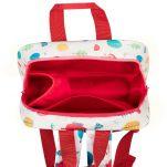 Σακίδιο πλάτης παιδικό κοκκινοσκουφίτσα Lilliputiens  Little Red Riding Hood Backpack, εσωτερικό