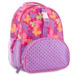 Σακίδιο πλάτης παιδικό πεταλούδα Stephen Joseph Mini All Over Print Backpack Butterfly