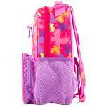 Σακίδιο πλάτης παιδικό πεταλούδα Stephen Joseph Mini All Over Print Backpack Butterfly, δεξιά όψη