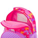 Σακίδιο πλάτης παιδικό πεταλούδα Stephen Joseph Mini All Over Print Backpack Butterfly, εσωτερικό