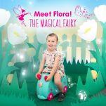 Βαλίτσα παιδική Φλόρα η νεράιδα Trunki Flora The Fairy