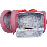 Τσάντα ταξιδιού παιδική ροζ Lässig Mini Sportsbag About Frieds, εσωτερικό