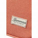 Βαλίτσα παιδική William η αλεπουδίτσα Samsonite Happy Sammies Upright Fox William, λεπτομέρεια, ετικέτα logo