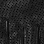 Γάντια δερμάτινα γυναικεία διάτρητα μαύρα  Guy Laroche Leather Gloves Black, λεπτομέρεια