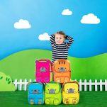 Σακίδιο πλάτης παιδικό Trunki Terrance ToddlePak Backpack
