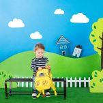 Σακίδιο πλάτης παιδικό Leeroy το λιονταράκι Trunki Lion Leeroy ToddlePak Backpack
