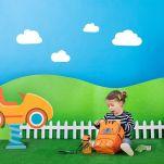 Σακίδιο πλάτης παιδικό τίγρης ο Tipu Trunki Tiger Tipu ToddlePak Backpack