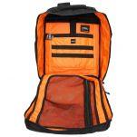 Τσάντα ταξιδίου - σακίδιο πλάτης μαύρο National Geographic Hybrid 3 Way Backpack Black, εσωτερικό.