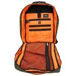 Τσάντα ταξιδίου - σακίδιο πλάτης χακί National Geographic Hybrid 3 Way Backpack Khaki, εσωτερικό.