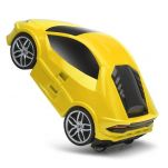 Βαλίτσα παιδική αυτοκίνητο κίτρινο Ridaz Lamborghini Huracán Yellow