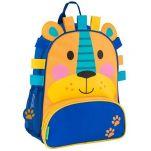Σακίδιο πλάτης παιδικό λιονταράκι Stephen Joseph Sidekick Backpack Lion