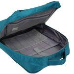 Τσάντα ταξιδίου - σακίδιο πλάτης τιρκουάζ Stelxis Ultra Light Cabin Bag Turquoise, εσωτερικό
