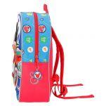 Σακίδιο πλάτης παιδικό Disney Mickey Mouse 3D World Backpack, δεξιά  όψη.