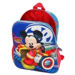 Σακίδιο πλάτης παιδικό Disney Mickey Mouse 3D World Backpack, εσωτερικό.