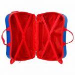 Βαλίτσα παιδική μικρή με 4 ρόδες Disney Mickey Mouse World Luggage, εσωτερικό.