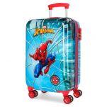 Βαλίτσα παιδική καμπίνας Spiderman Street Luggage