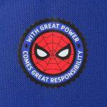 Τσάντα ταξιδίου παιδική Spiderman Street Travel Bag, λεπτομέρεια, δεξιά όψη.