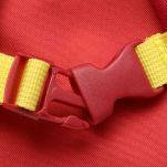 Σακίδιο πλάτης παιδικό αλεπουδίτσα  Sigikid Backpack Fox, λεπτομέρεια, ιμάντας συγκράτησης.