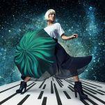 Ομπρέλα σπαστή γυναικεία αυτόματο άνοιγμα - κλείσιμο Knirps T.200 Folding Umbrella Duomatic Supernova Jade.