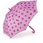 Ομπρέλα μεγάλη αυτόματη Santoro Gorjuss Tears