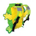 Σακίδιο πλάτης παιδικό Ribbit ο βάτραχος Trunki PaddlePak Frog Ribbit