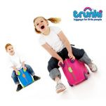 Trunki Terrance Luggage