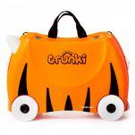 Βαλίτσα παιδική Tipu ο τίγρης Trunki Tipu Tiger Luggage