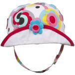 Καπέλο καλοκαιρινό βαμβακερό φλοράλ Tuc Tuc & Friend