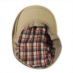 Καπέλο τραγιάσκα καλοκαιρινή μπεζ Kangol Barclay Twill Cap
