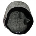 Καπέλο τραγιάσκα καλοκαιρινή ανοιχτό γκρι Kangol Vented 507, εσωτερικό