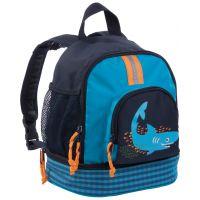 Kids' Mini Backpack Lässig  Shark Ocean