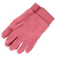 Γάντια παιδικά fleece ροζ Sterntaler