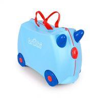 Βαλίτσα παιδική σιέλ Trunki George